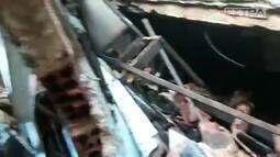 Homem atira em esposa e se mata com uma granada na Rocinha