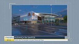 Projeto revela novo Centro de Convenções em Santos