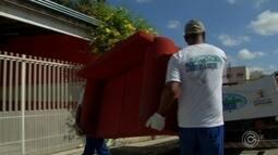 Projeto Cidade Limpa completa uma semana em Sorocaba