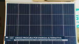 Cresce procura por energia alternativa em Uberlândia