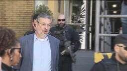Ex-ministro Palocci delatou pagamentos de propina a Lula