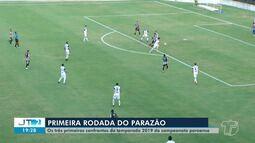 Equipes se enfrentam no início da temporada 2019 do Campeonato Paraense