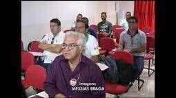 Nessa quarta (13) foi realizada reunião para discutir impactados da mineração em Moc