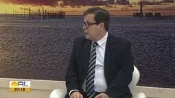 Presidente do TJ-AL fala dos assuntos discutidos em reunião sobre Pinheiro