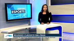 Confira as notícias do esporte no JT2 desta quinta-feira