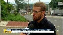 Fiscalização ambiental reforçada em Juazeiro do Norte