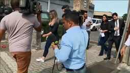 Evelyn Perusso é a única acusada que não está presa