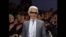 Morre, aos 85 anos, o estilista alemão Karl Lagerfeld