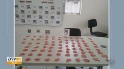 Três suspeitos são presos por tráfico de drogas em Alfenas, MG