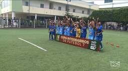 Juventude Maranhense é campeão na Copa Interbairros de futebol 7
