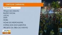 Prefeitura de Macapá lança cartilha com orientações para o carnaval