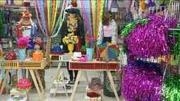 Comércio de São Luís é movimentado pelo carnaval