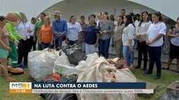 Casos de dengue aumentam quase 500% em Campo Grande