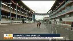 Começa nesta sexta (22) o desfile oficial de blocos e escolas de samba