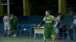Veteranos da equipe de basquete Porto Velho se preparam para competição no Ceará