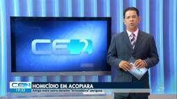 Brincadeira perigosa entre amigos termina em homicídio em Acopiara