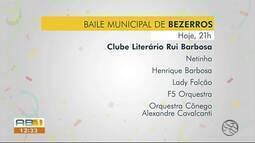Confira a programação de pré-carnaval no interior de Pernambuco