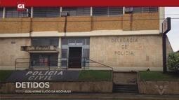 G1 em 1 Minuto - Santos: Quadrilha é presa por morte de personal após 'tribunal do crime'