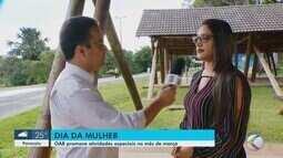 OAB e Prefeitura de Uberlândia promovem atividades especiais no 'Dia da Mulher'