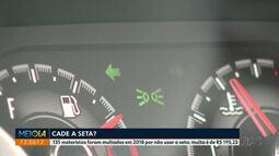 Em Maringá 135 motoristas foram multados em 2018 por não usar a seta