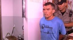 Vendedor de picolé é preso suspeito estuprar mulher do homem que o ajudou, em Goiânia