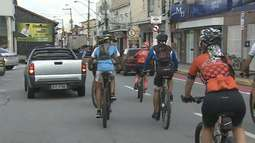 Ciclistas reclamam de furtos em Pindamonhangaba