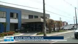 JPB2JP: Justiça ouve 6 testemunhas de acusação no caso de abusos sexuais em escola
