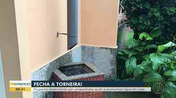 Programa desenvolvido por universidades em Campos, RJ, ajuda a economizar água em casa