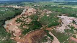 Parte 1: MP recomenda suspensão de atividades de mineração em Rondônia
