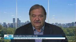 Governo de São Paulo estende programa 'Corujão da Saúde' na Baixada Santista