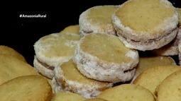 Parte 2: Aprenda a fazer um biscoito amanteigado com castanha-do-Brasil