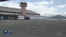 Ministro assina anuência prévia para a concessão do aeroporto do Guarujá, SP