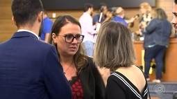 Tatiane Polis depõe na CPI do Voluntariado e nega receber salário