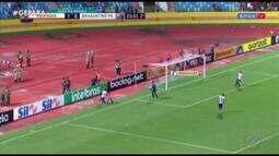 Bragantino-PA perde para o Vila Nova pela Copa do Brasil