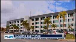 Há quase 150 dias em emergência financeira, Prefeitura de Divinópolis não reduziu gastos