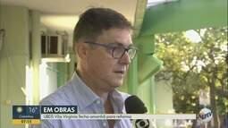 Conclusão de reforma fecha a UBDS Vila Virgínia em Ribeirão Preto