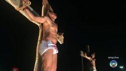 'Paixão de Cristo' vai ser encenada no Recinto do Folclore em Olímpia