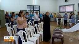 Fiéis cristãos celebram Semana Santa em Presidente Prudente