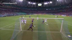Goleada para o Bahia deixa Londrina em situação muito difícil na Copa do Brasil