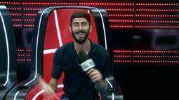 O Em Movimento na final do The Voice Kids