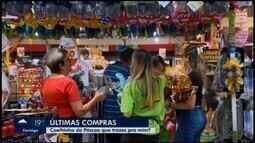 Movimento nos supermercados de Araxá é intenso para a compra de ovos de Páscoa