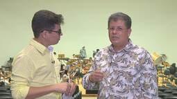 Maestro das Sinfônica da Paraíba e Sinfônica Jovem fala sobre mercado da música