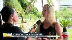 Médica infectologista do ES explica os sintomas da meningite