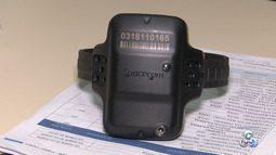 Iapen retoma instalação de tornozeleiras eletrônicas e 80 são monitorados