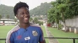 Conheça Jackson Porozo, o zagueiro equatoriano das categorias de base do Santos