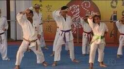 Uberlândia recebe seminário de karatê com mestre sensei japonês