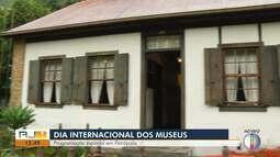 Casa do Colono Alemão está com visitação gratuita em Petrópolis