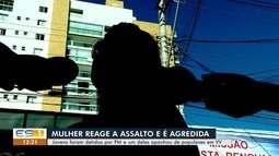 Adolescentes são apreendidos após tentarem roubar celular de mulher em Vila Velha, ES