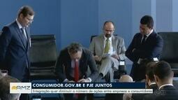 Ministério da Justiça e CNJ assinam termo de cooperação técnica
