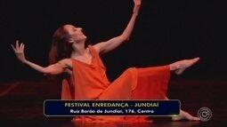 Bailarina Ana Botafogo participa de festival de dança em Jundiaí